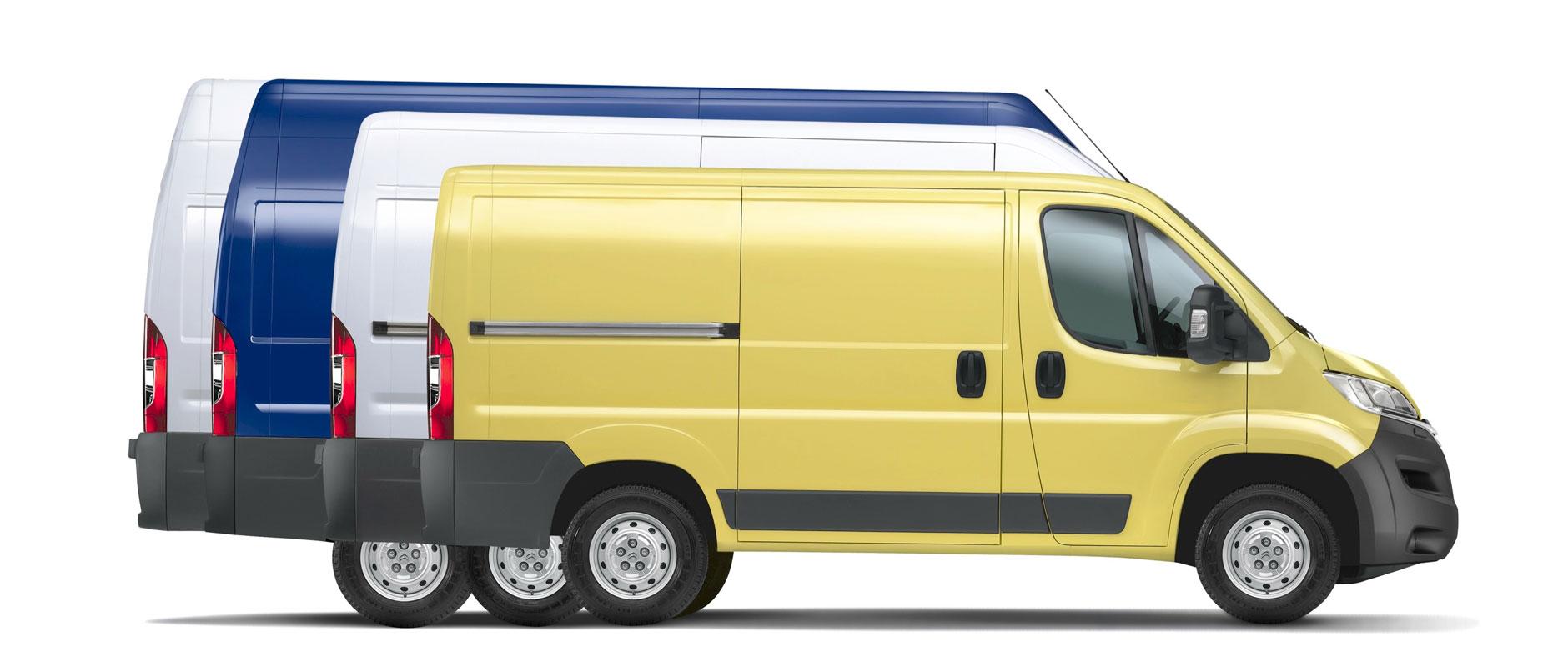 New Citroën Jumper