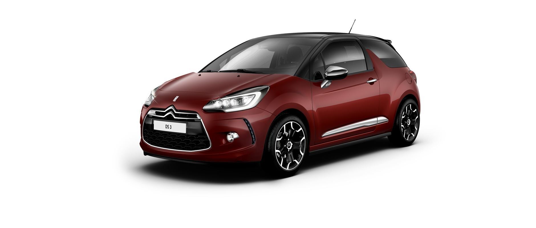 DS 3 New Signature - finitions - Sport Chic