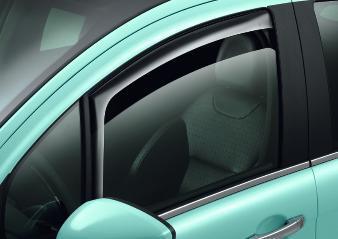 C3 - SET OF 2 AIR DEFLECTORS for front doors