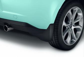 C3 - SET OF REAR MUD FLAPS