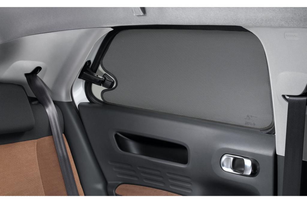 SET OF 2 SUN BLINDS for rear door windows