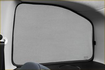 SET OF 2 SUN BLINDS for rear windows