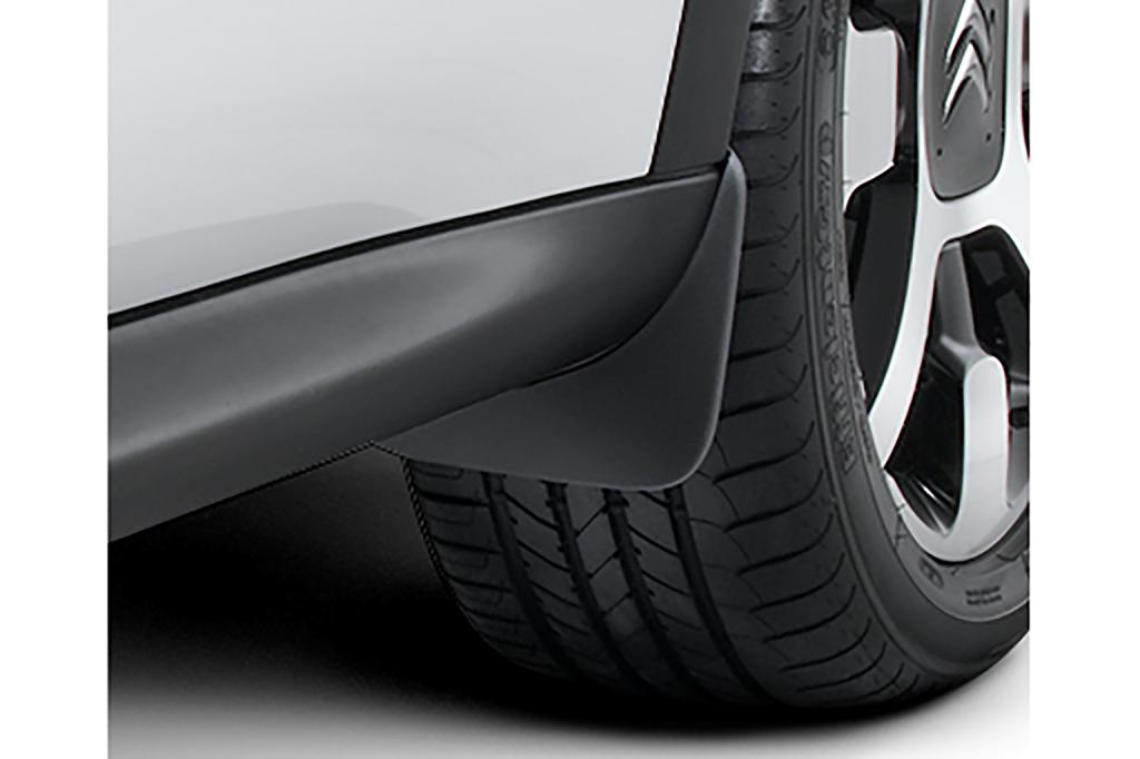 SET OF FRONT MUDFLAPS