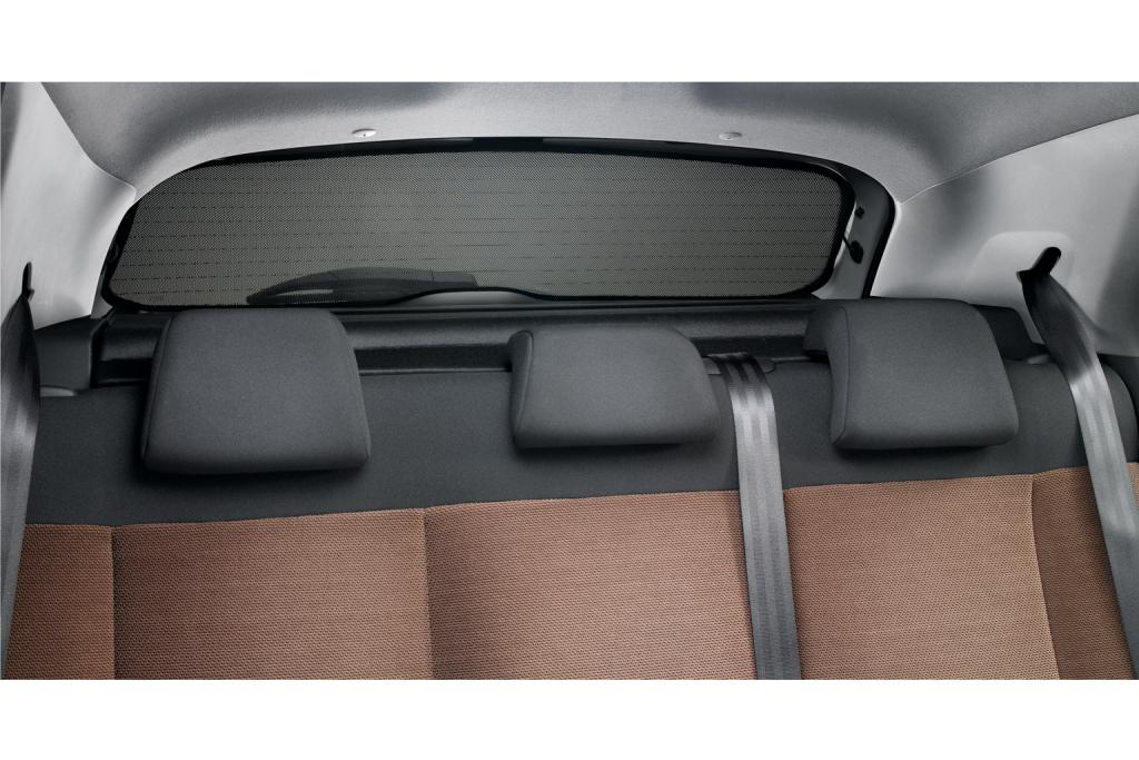 SUNBLIND for rear screen glass
