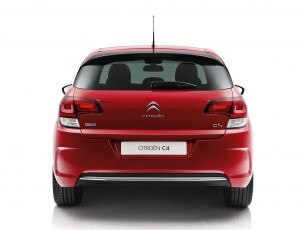 Citroën C4 new range