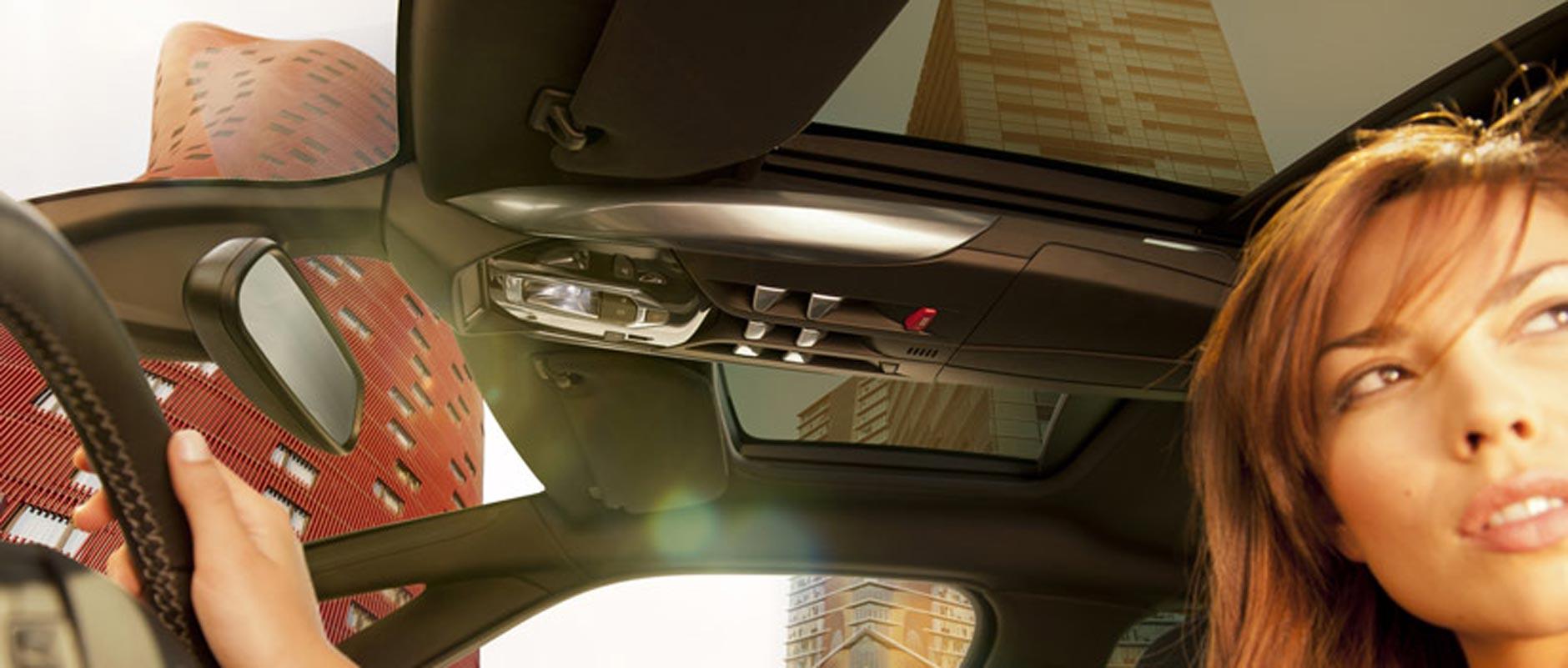New DS 5 - détails - Interior