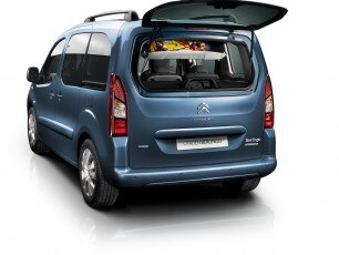 New Citroën Berlingo Multispace