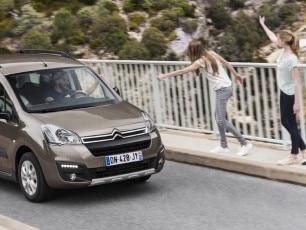 New Citroën Berlingo Multispace