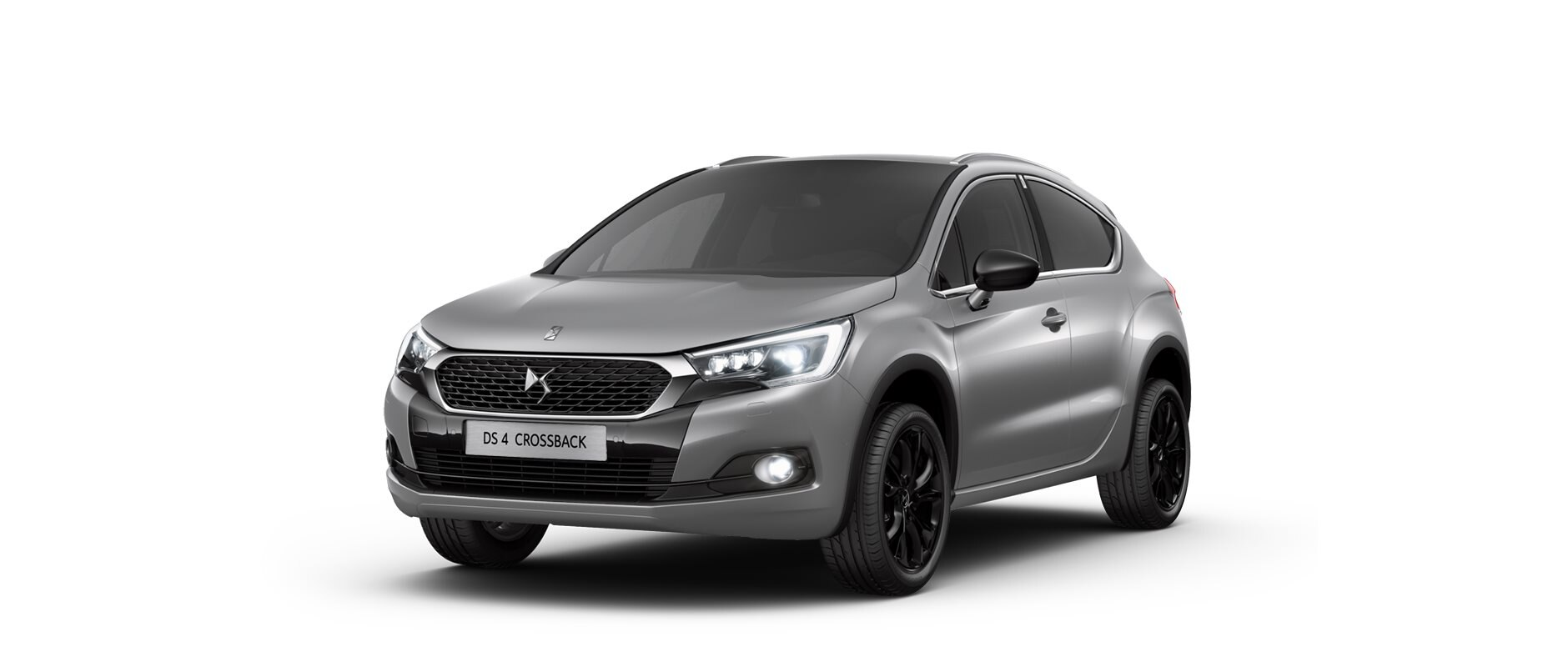 DS 4 Crossback - Artense Grey