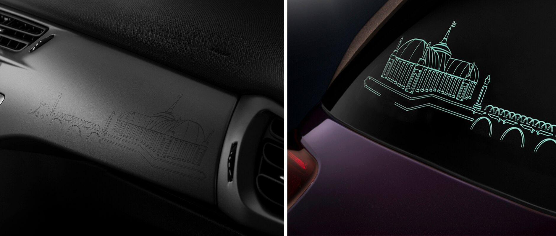 New DS 3  Cabrio - détails - Customization capability