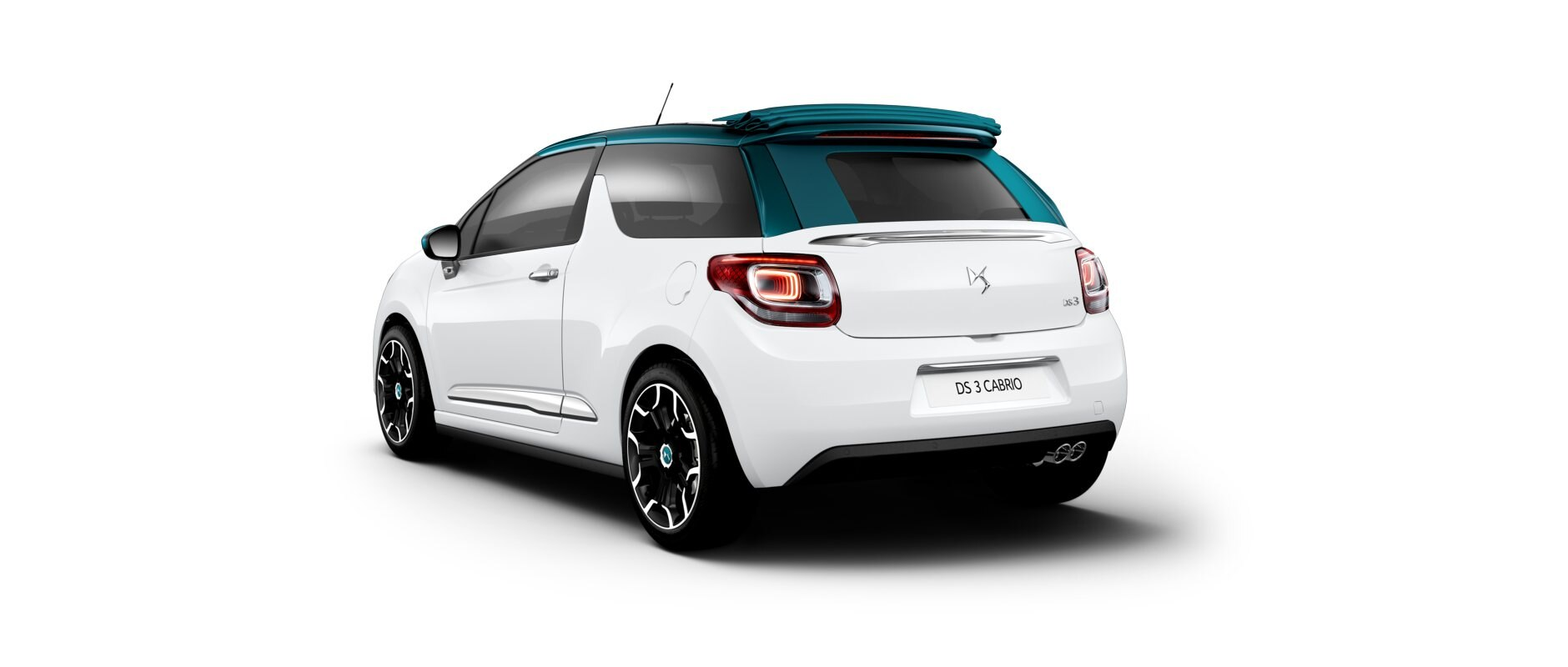 New DS 3  Cabrio - Polar White