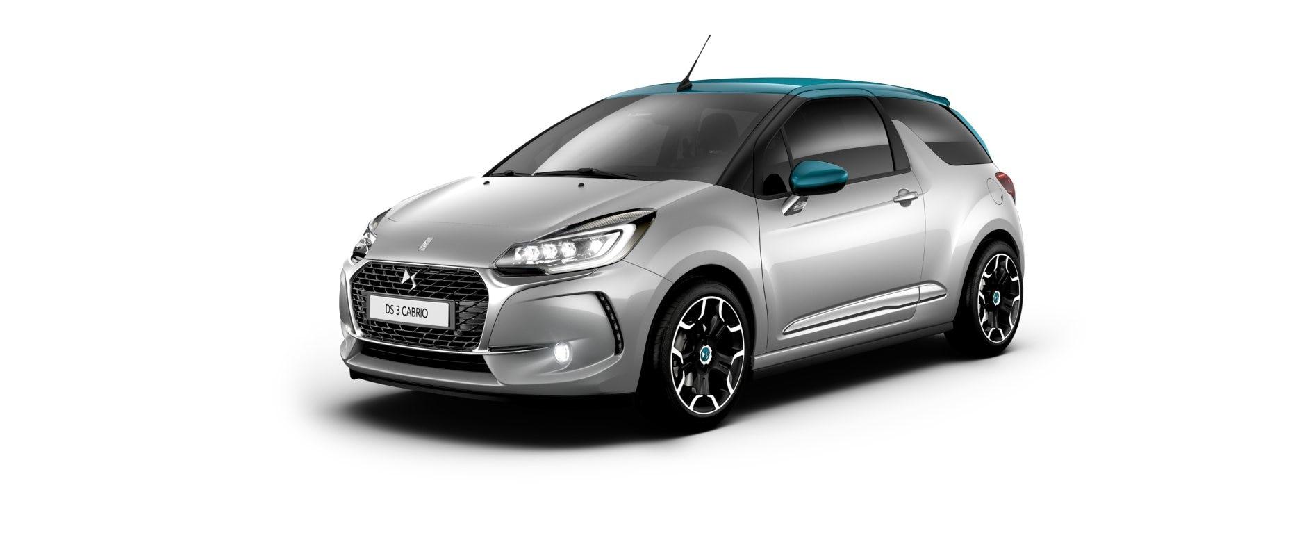 New DS 3  Cabrio - Aluminium Gray