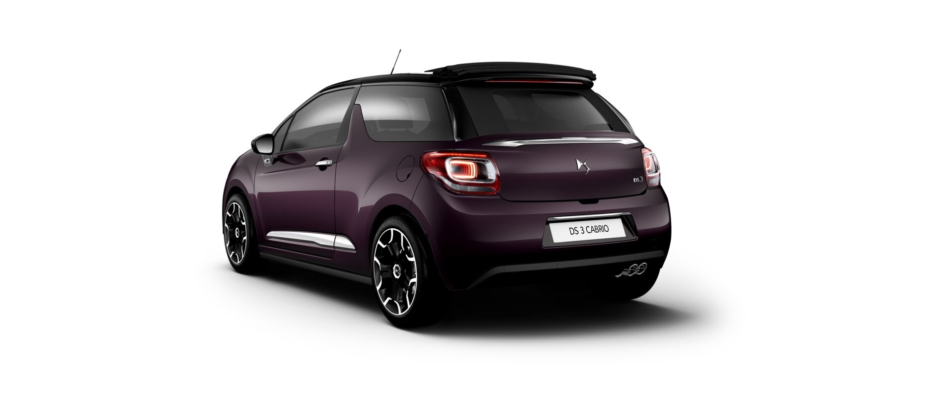 New DS 3  Cabrio - Whisper