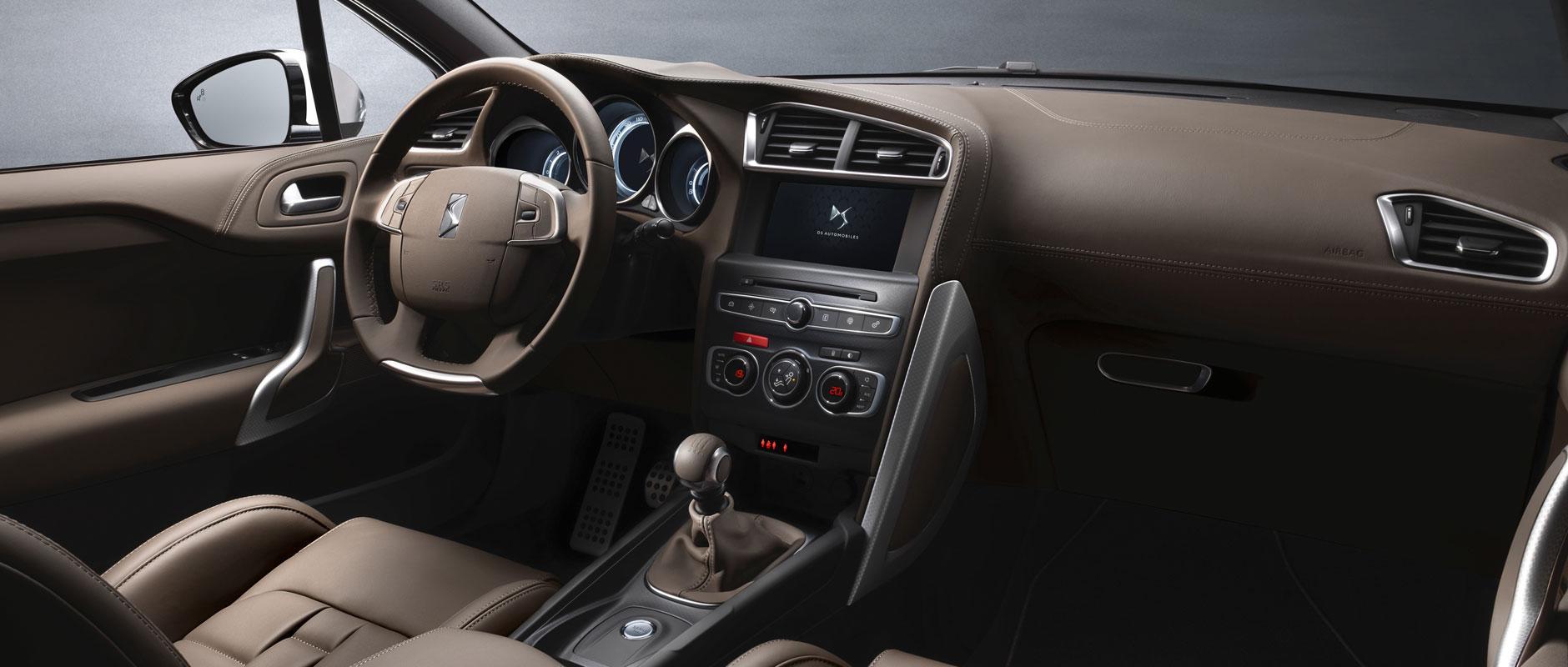 New DS 4 - détails - Interior