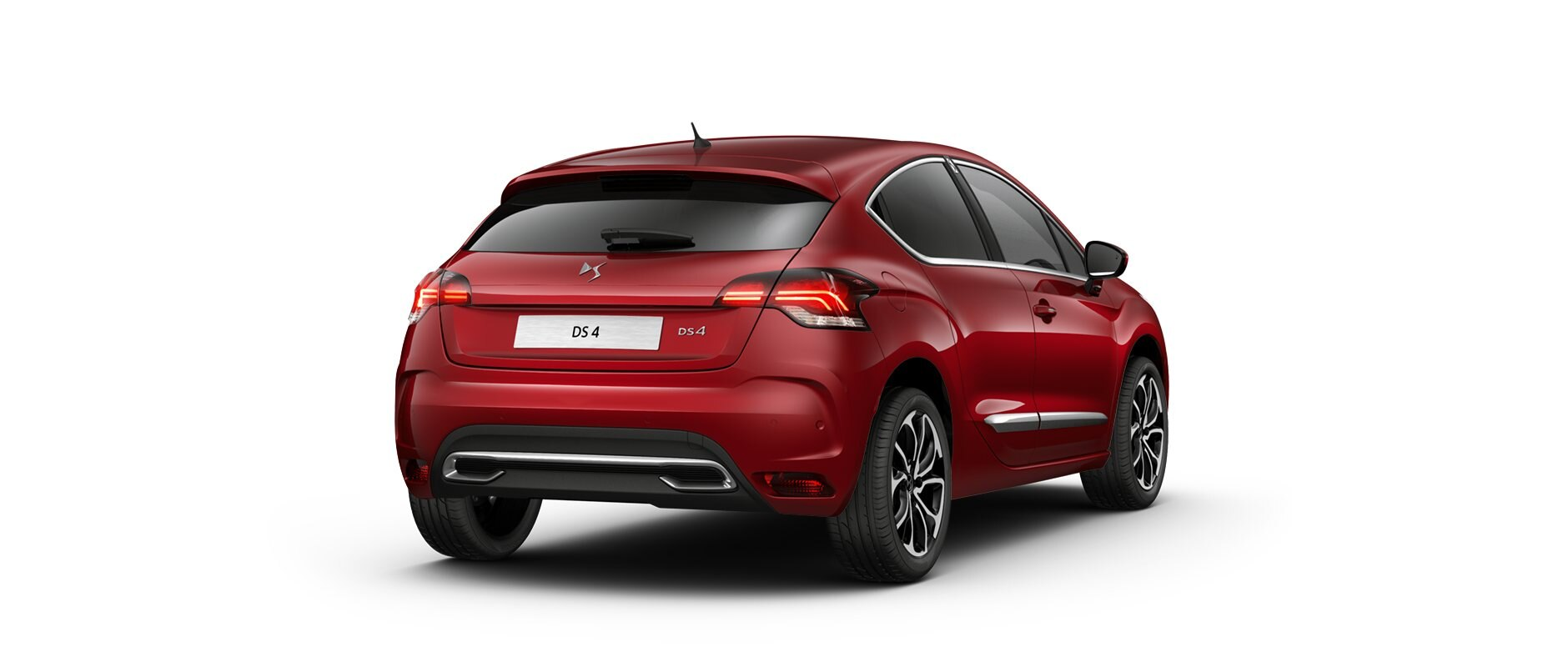 New DS 4 - Rubi Red