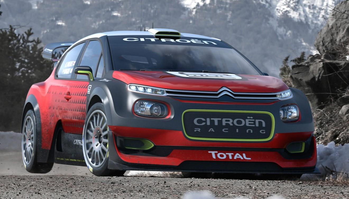 c3 wrc citro n racing s big rally comeback citroen malta. Black Bedroom Furniture Sets. Home Design Ideas