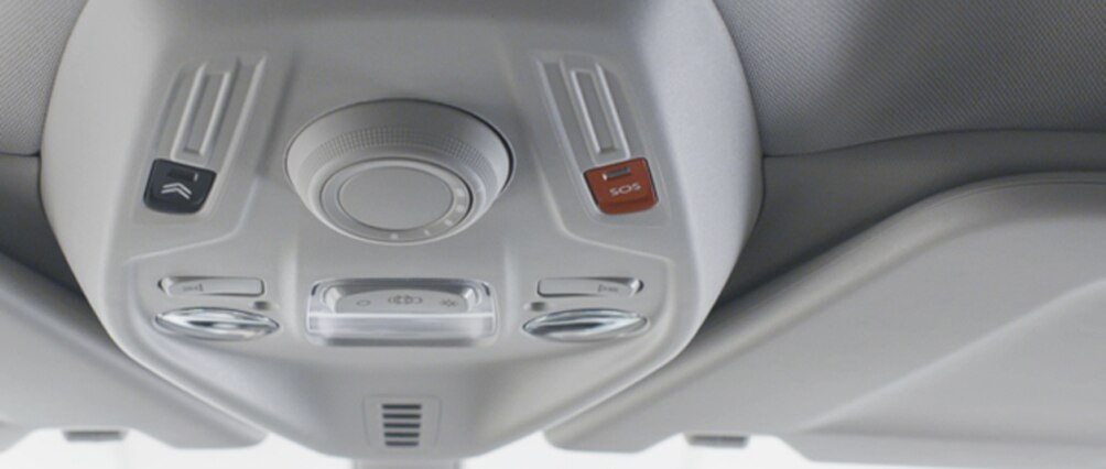 Citroën Connect Box with SOS Pack and assistance included