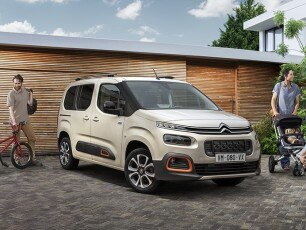 New Citroën Berlingo
