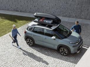 New Citroën C3 Aircross